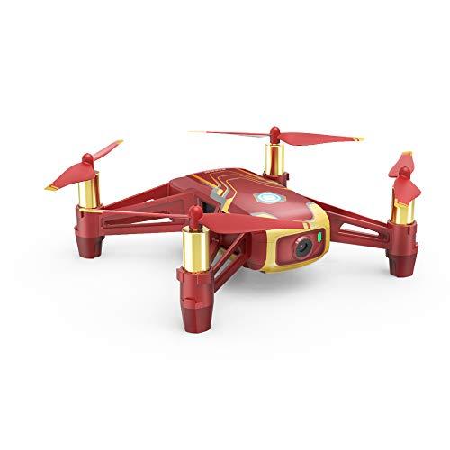 DJI Tello Iron Man Edition 720P Video Recording Drone Traditional Video  Camera by Ryze