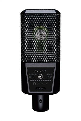 lewitt cardioid usb microphone for ios pc mac dgt 450 techadict. Black Bedroom Furniture Sets. Home Design Ideas